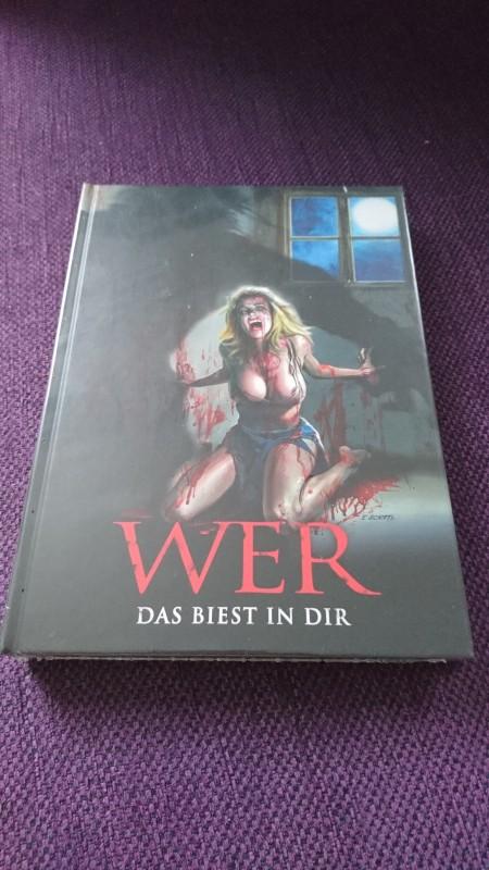 Wer - Das Biest in Dir Mediabook Cover B Sciotti Cover