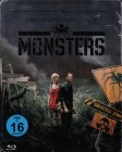 +++ Monsters - Blu-Ray - lim. Steelbook - Erstauflage +++