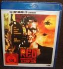 RED SCORPION uncut Blu-ray NEU/ OVP