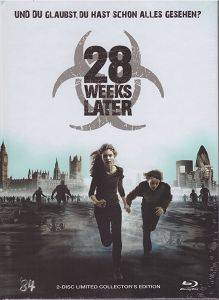 28 Weeks Later (uncut) '84 Lim 84 Blu-ray B gr. BB