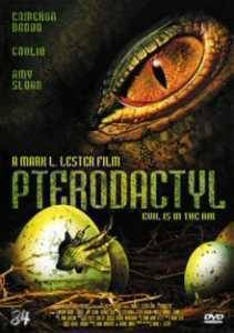 Pterodactyl - Urschrei der Gewalt - 84 cover B kl.BB (x)