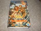 New Vision VHS JANE UND DER VERLORENE SCHATZ Hartbox RAR!