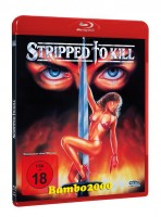 *STRIPPED TO KILL *UNCUT* CMV *BLU-RAY* NEU/OVP