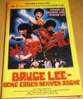 Bruce Lee - Seine Erben nehmen Rache große Hartbox DVD