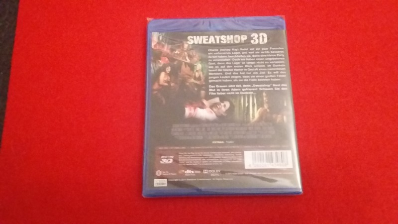Sweatshop 3D - One Hammer...No Prisoners!