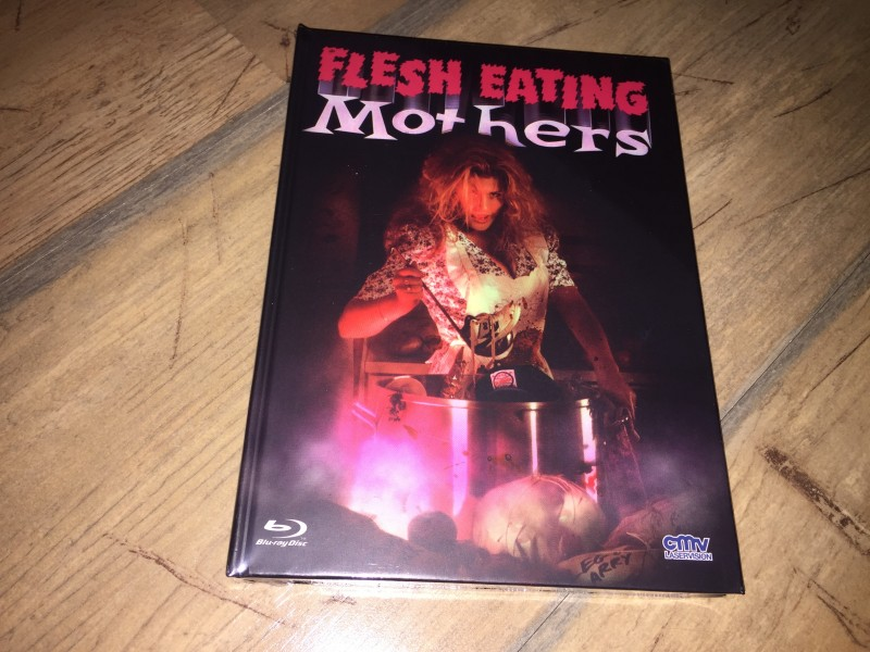 Flesh Eating Mothers Mediabook NEU&OVP CMV X-Rated NSM