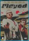 Played - Abgezockt (Steelbook) DVD Gabriel Byrne f. NEUWERT