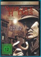 Sherlock Holmes - Im Zeichen der Vier DVD fast NEUWERTIG