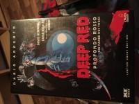 DEEP RED / PROFONDO ROSSO ARGENTO XT HARTBOX