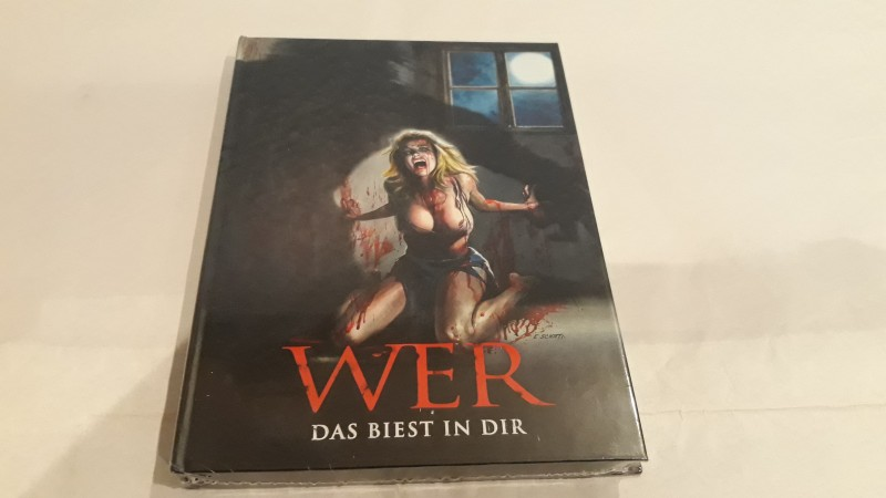 Wer - Das Biest in Dir - Nameless Mediabook  - 250/600