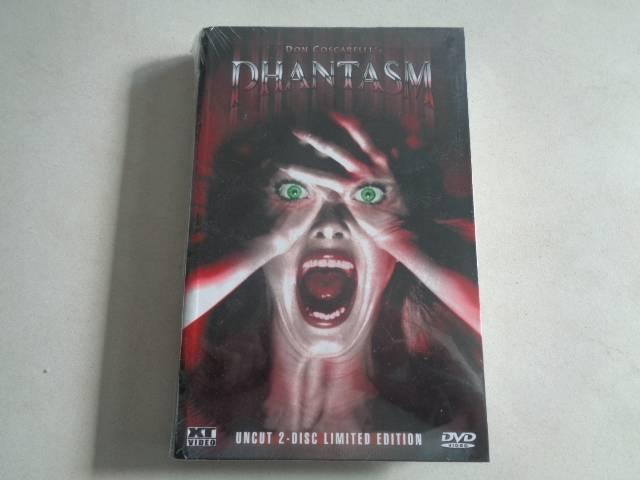 Phantasm XT-Video (große Hartbox) limited Edition Neu+OVP