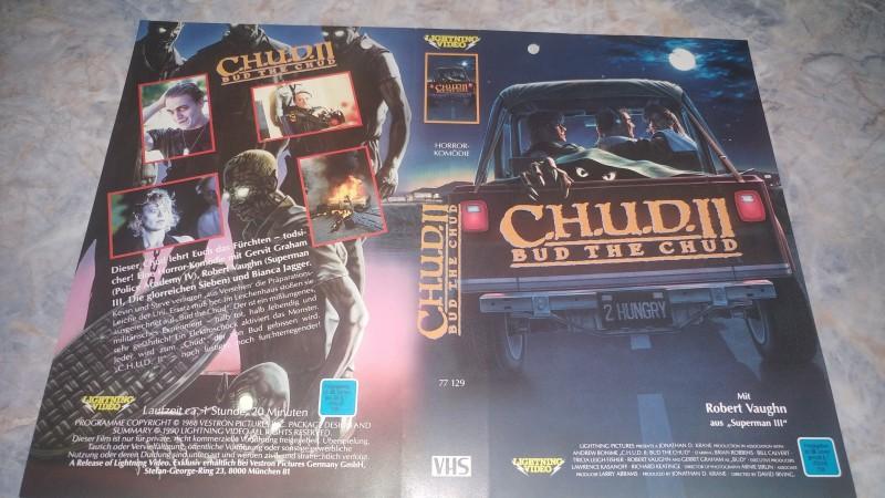 --- C.H.U.D. 2 / ORIGINAL COVER ---