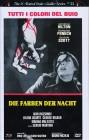 +++  Die Farben der Nacht - Cover A - Gr. Hb. Lim 99  +++