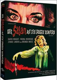 SATAN MIT DEN LANGEN WIMPERN, DER Cover A - Mediabook