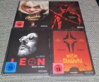 4x Studiocanal Mediabook - Chucky, Robocop, Leon, From Dusk