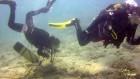 Scuba-Diving mit Hera