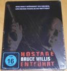 Hostage - Entführt Bruce Willis Steelbook Blu-ray Neu & OVP