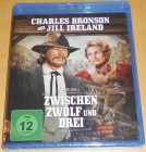Zwischen Zwölf und Drei Charles Bronson Blu-ray Neu & OVP