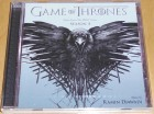 Game Of Thrones Season 4 OST Soundtrack-CD Neu & OVP