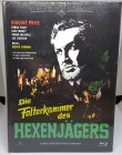 Die Folterkammer des Hexenjägers - Blu Ray - Mediabook