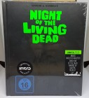 Night of the Living Dead - Blu Ray - Mediabook