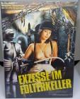 Exzesse im Folterkeller - Blu Ray - Mediabook - Cover B