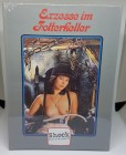 Exzesse im Folterkeller - Blu Ray - Mediabook - Cover A