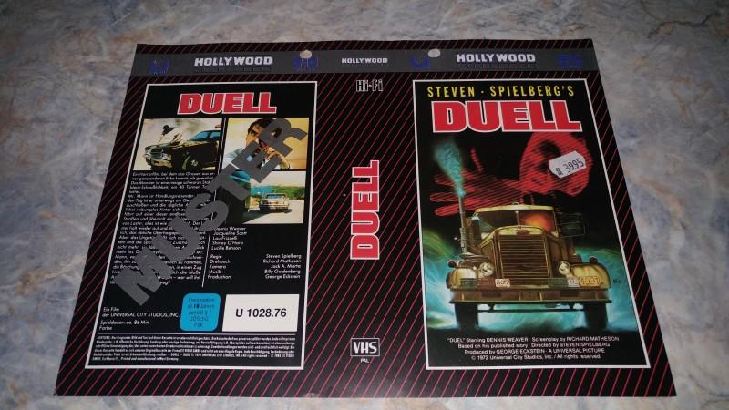 --- DUELL / ORIGINAL COVER ---