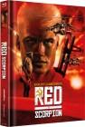 RED SCORPION Mediabook Buschmann Cover B
