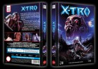 X-TRO Limited Mediabook Cover A Bluray+DVD 84 Entertainment