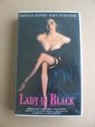 vhs LADY IN BLACK ufa video erotik thriller