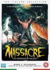 Massacre In Dinosaur Valley (englisch, DVD)