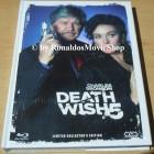 Death Wish V BluRay Mediabook OVP - Death Wish 5