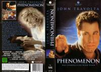 John Travolta: PHENOMENON +Erstauflage VHS+ Superfilm !