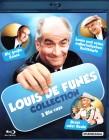 LOUIS DE FUNES COLLECTION 3x Blu-ray Große Sause Brust Keule