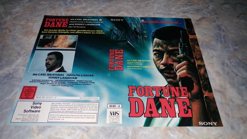 FORTUNE DANE / ORIGINAL COVER