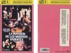 LA MANSION DE LOS MUERTOS VIVIENTES - X-Rated Hartbox - neu