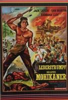 Der letzte Mohikaner   - grosse Hartbox