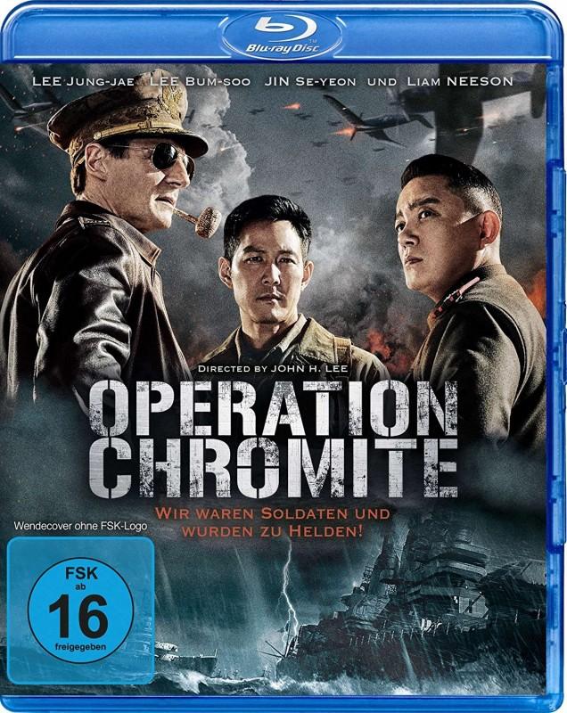 Operation Chromite [Blu-ray] OVP