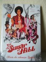 Sugar Hill-Herrin der schwarzen Zombies RETRO Hartbox
