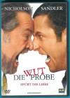 Die Wutprobe DVD Adam Sandler, Jack Nicholson s. g. Zustand