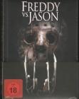 Freitag der 13. Teil 11 Freddy vs. Jason Mediabook Ovp