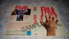 FEAR - TODESANGST/ WENDEORIGINAL COVER