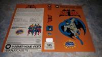 BATMAN - SUPER POWERS / ORIGINAL COVER
