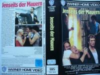 Jenseits der Mauern ... Arnon Zadok, Muhamad Bakri ...  VHS