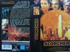 Scorcher ... Mark Dacascos, Rutger Hauer ...  VHS