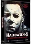 Halloween 4 - Limited Mediabook NSM - Cover A (Blu-ray+DVD)