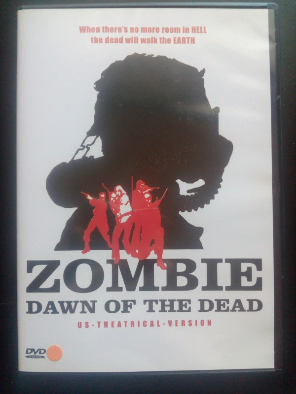 Zombie-Dawn of the Dead (Romero-Cut) -- DVD