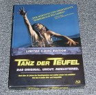Tanz der Teufel - Mediabook von Nameless Video-Cover - OVP