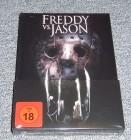 Freddy vs Jason - Mediabook - OVP